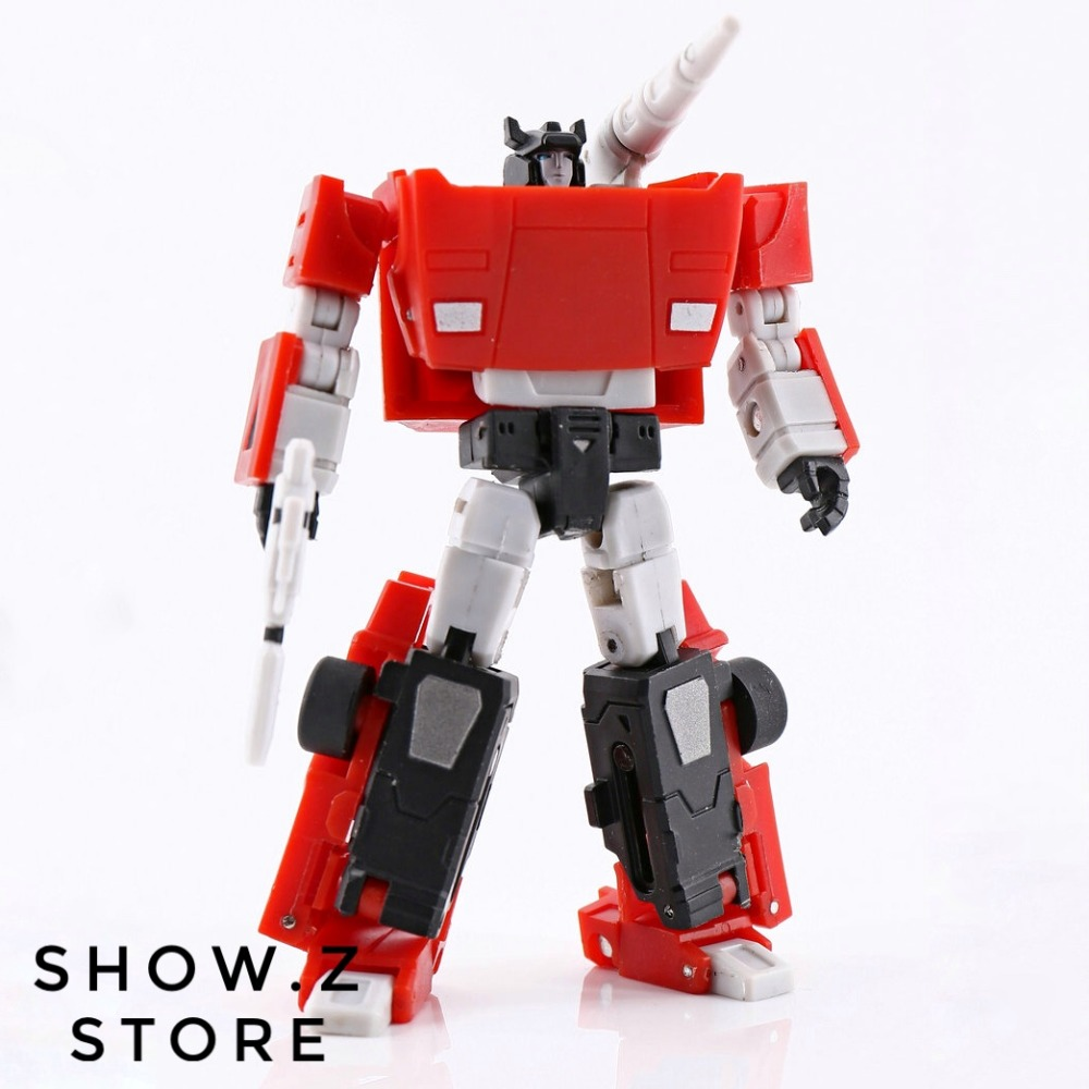 Iconnapp Ip Camera Robotic Kamera 1090p 35 Mp Cctv Super Hd Security Wifi Two Way Audio Double Antenna Support Android Ios Gratis Memory Sd Card Showz Store Magic Square Ms B07 Red Cannon Sideswipe Transformation Action Figure
