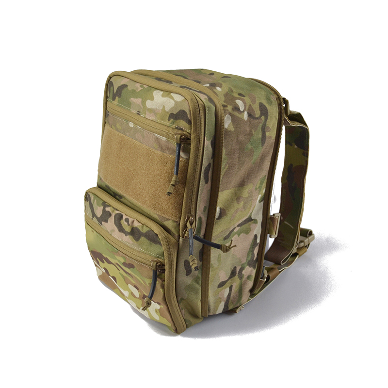 8L Haley Flatpack Hydratation Pack D'eau Tactique Sac À Dos Armée Molle Compresser Bug Out Sac En Plein Air Sac À Dos Randonnée Camp TW-HP004