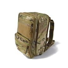 8L Хейли Flatpack гидратации пакет тактический воды рюкзак Армия Молл сжатия Bug Вне Сумка Открытый Рюкзак поход лагерь TW-HP004