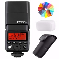 GODOX TT350P Thinklite 2.4G HSS 1/8000s TTL GN36 Camera Flash for PENTAX 645Z K 3II K 1 Mark II KP K 50 K S2 K70 Camera
