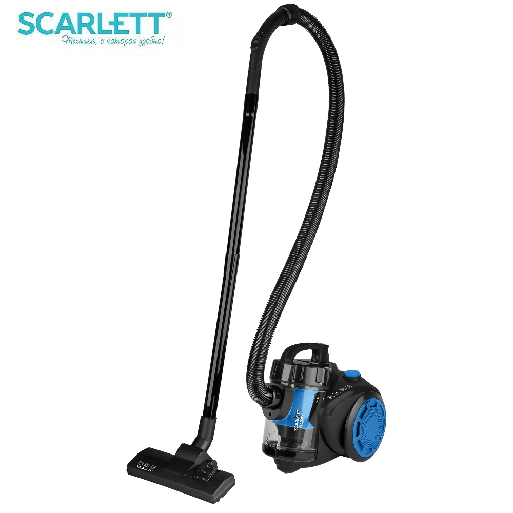 Vacuum Cleaner Scarlett SC-VC80C93 Vacuum cleaner for home Cyclone vacuum cleaners Shipping from Russia VC80C93 spare parts for vacuum cleaners vacuum filter hepa for replacement philips fc8764 fc8766 fc8761 fc8760 fc8767