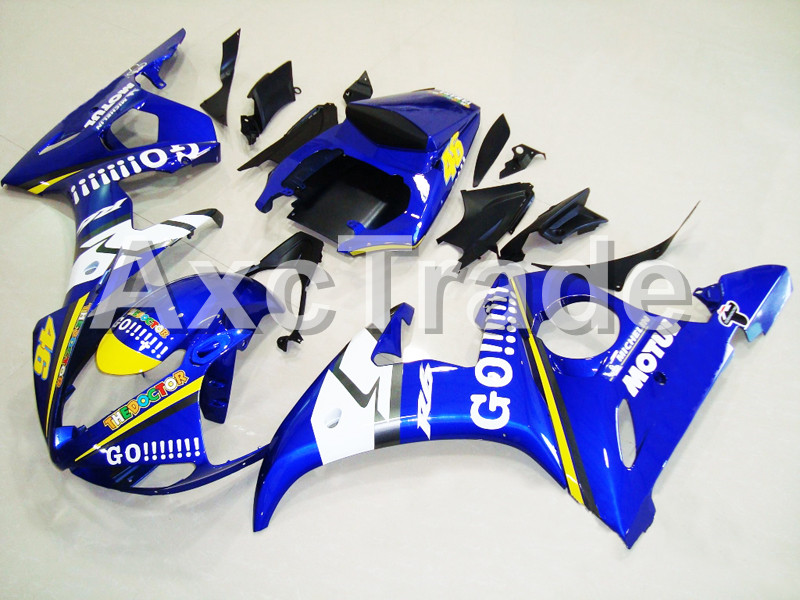 Motorcycle Fairings For Yamaha YZF600 YZF 600 R6 YZF-R6 2003 2004 2005 03 04 05 ABS Injection Molding Fairing Bodywork Kit B412 motorcycle fairings kits for yamaha yzf600 yzf 600 r6 yzf r6 2008 2014 08 14 abs injection fairing bodywork kit red black a40