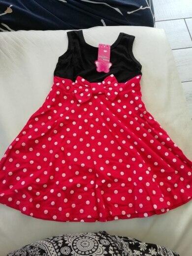 Vestidos Sereia Minnie Mickey