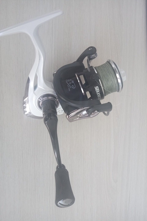 Seaknight CMII 2000 3000 4000 5000 Spinning Fishing Reel 5.5:1 9+1BB 7KG-13KG Max Drag Carp Fishing Reel With Free Spare Spool