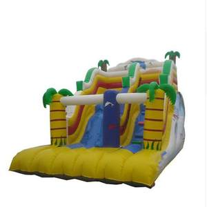 2c1aa1fd5f2a Popular Commercial Grade Inflatable Slide Small Tree Slide Air Slide