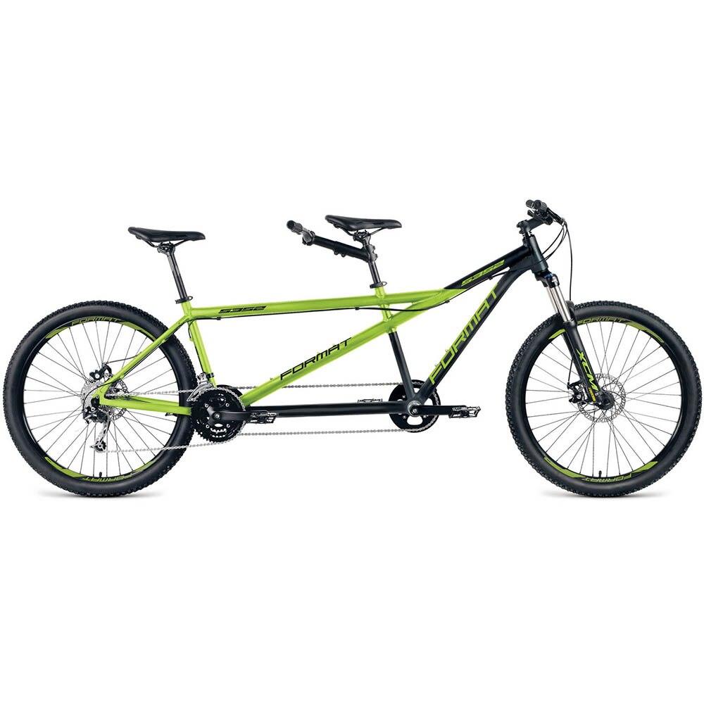 Bicycle FORMAT 5352 (27,5 27 IC. Growth OS) 2018-2019 двигатель os max kyosho ke21r 74018