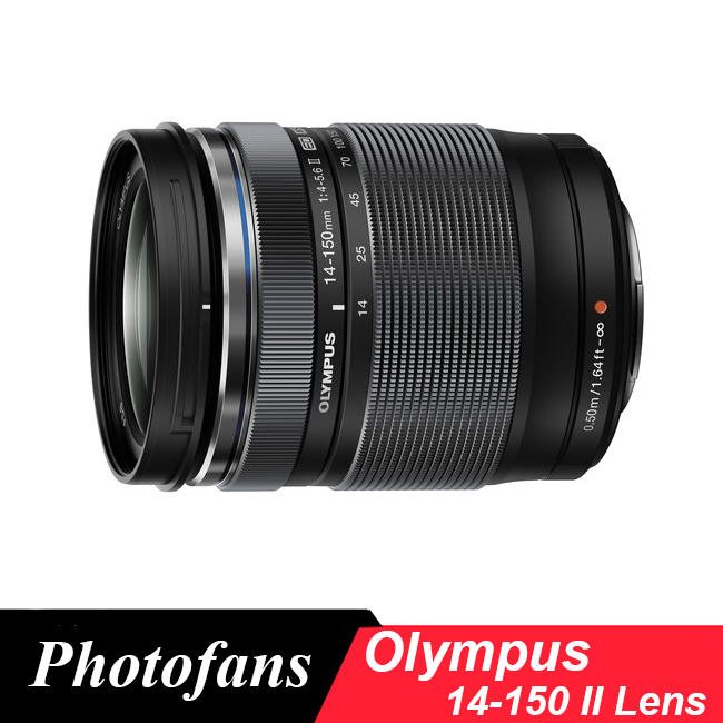 Olympus 14-150 lens for m43 M.Zuiko Digital ED 14-150mm f/4-5.6 II Lenses ed 150 подставка для фигурок стул