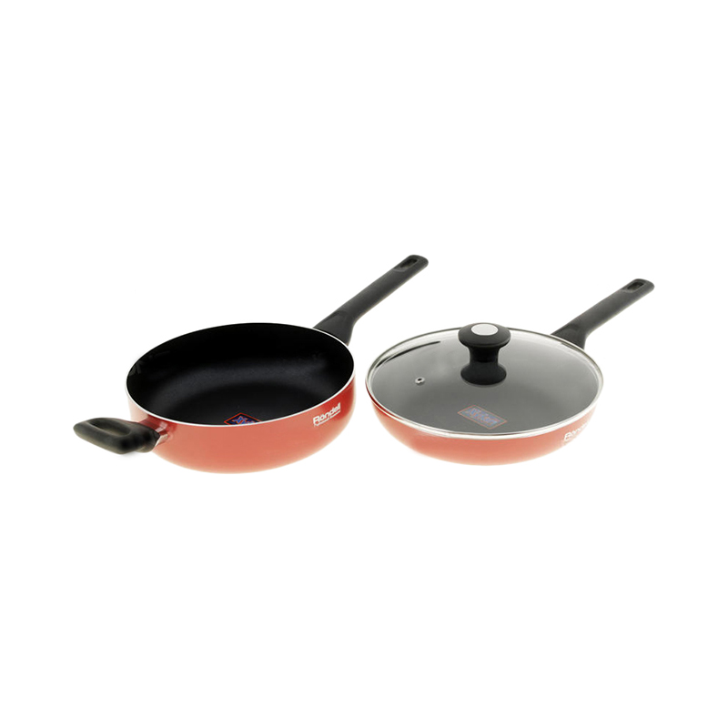лучшая цена Cookware Sets Rondell Koralle RDA-560 lid Cookware for kitchen Dinnerware tableware