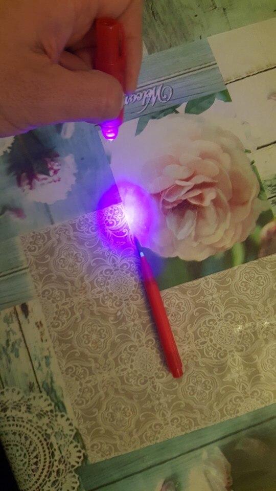 ультрафиолетовый маркер; Пол:: Унисекс; Материал:: пластик;