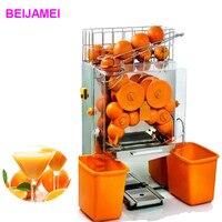 BEIJAMEI E 2 высокоэффективных коммерческих оранжевый соковыжималка/цитрусовых сжимая машина/автоматическая свежий апельсиновый соковыжималк
