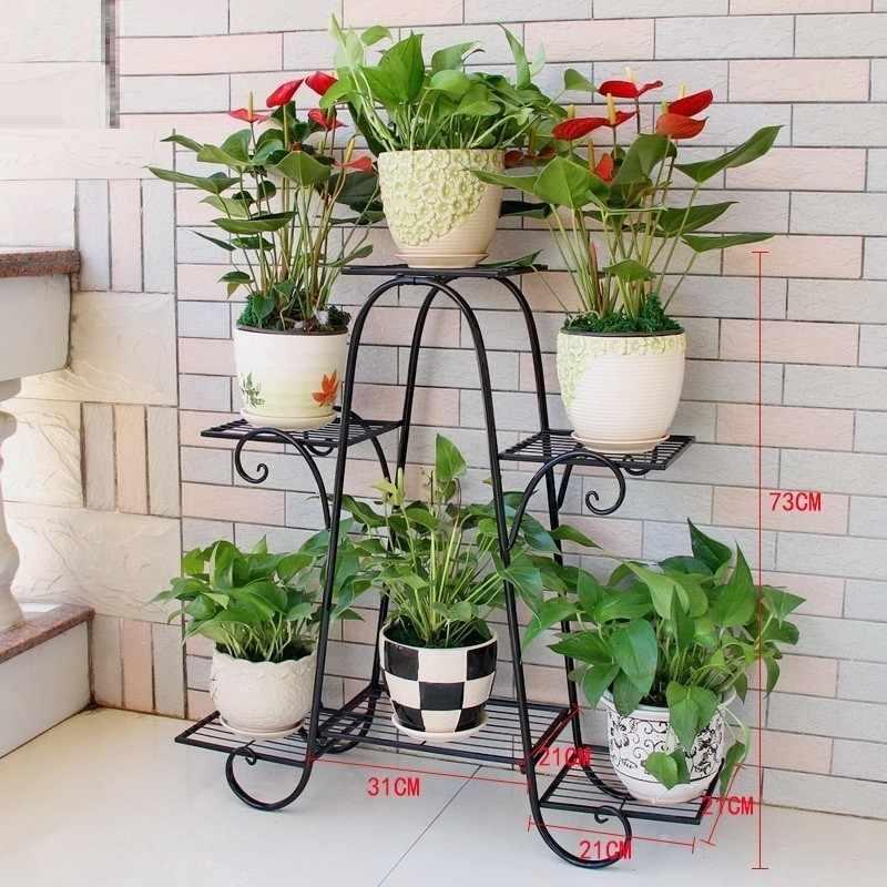 Extreem Detail Feedback Questions about Varanda Planten Rek Decoration BM48