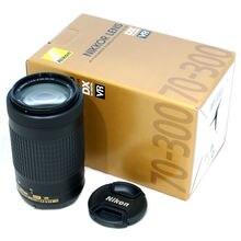 Объектив Nikon 70-300 AF-P DX 70-300 мм f/4,5-6,3G ED VR объектив для Nikon D3300 D3400 D5300 D5500 D5600