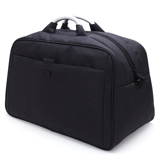 Eco-friendly high capacity travel bag duffle women organizer polyester food  storage bag with handles 3f44209bd98a4