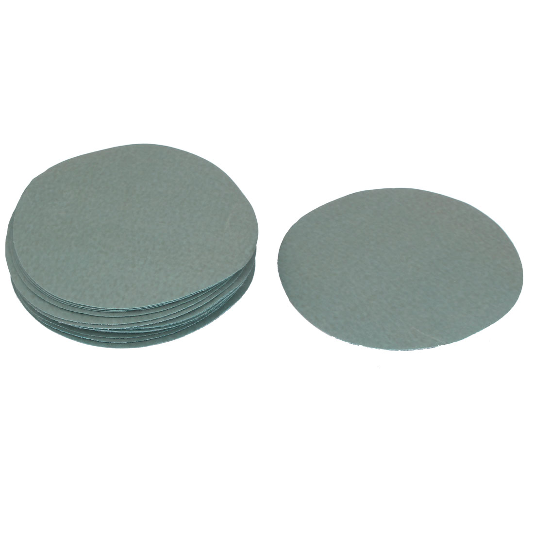 """UXCELL 5"""" Dia Wet Dry Silicone Carbide 3000 Grit Polishing Sand Paper 20Pcs"""