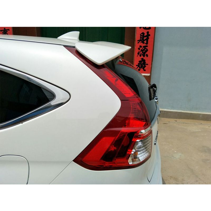 For Honda CRV Spoiler High Quality ABS Material Car Rear Wing Primer Rear Spoiler Press the tail For Honda CRV Spoiler 2012-201 цена