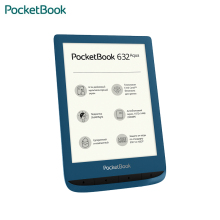 Электроная книга PocketBook 632 Аква