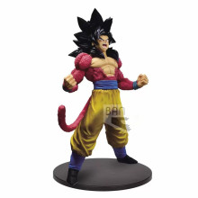 Original Banpresto Dragon Ball GT DBZ Blood of Saiyans Special SSJ4 Son Goku PVC action figure model Figurals Dolls