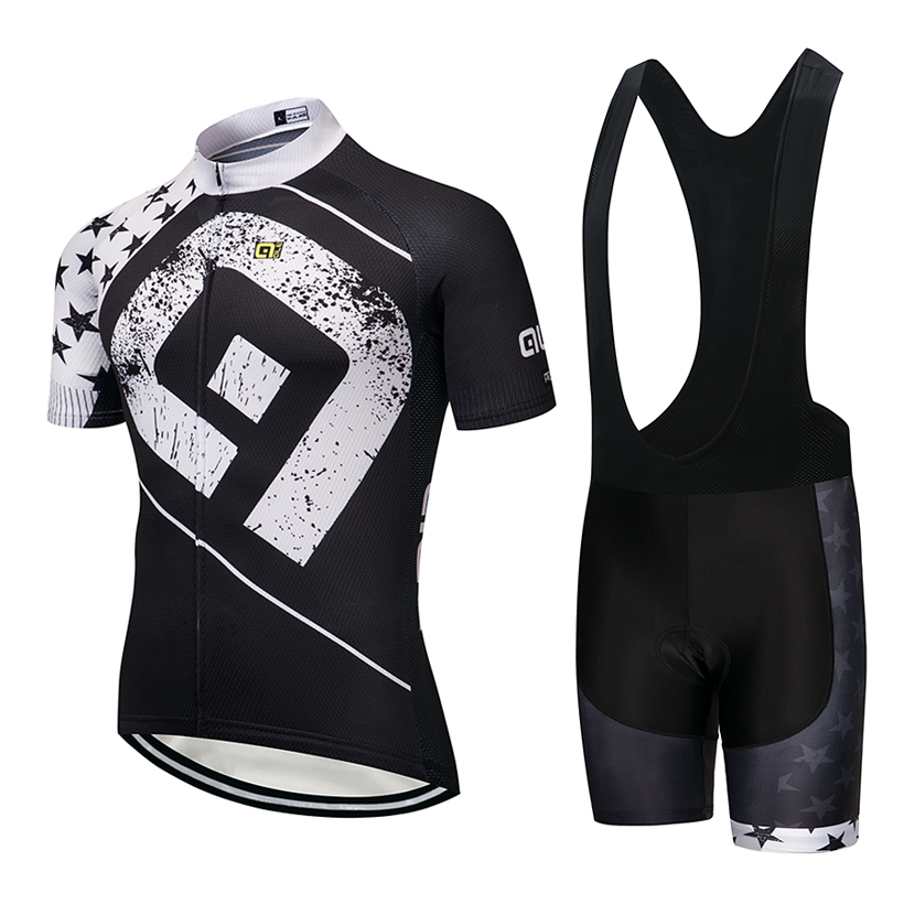 2018 UCI TEAM PRO Cycling Clothing Bike jersey Ropa Ciclismo Quick Dry Mens Bicycle summer Cycling Jerseys gel pad bike shorts