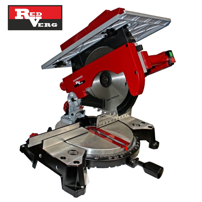 Table circular saw Redverg RD-MSU255-1200 цена