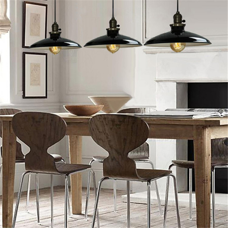 Smuxi Pendant Lights E27 AC110-240V Vintage Industrial Ceiling Hanging Light Loft Corridor Living Room Chandelier Pendant Lamps nordic vintage chandelier lamp pendant lamps e27 e26 edison creative loft art decorative chandelier light chandeliers ceiling