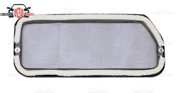 Para Lada Vesta Malla De Filtro De 2015 Bajo Jabot Plástico ABS Decoración De Protección En Relieve Accesorios De Diseño De Coche Exterior