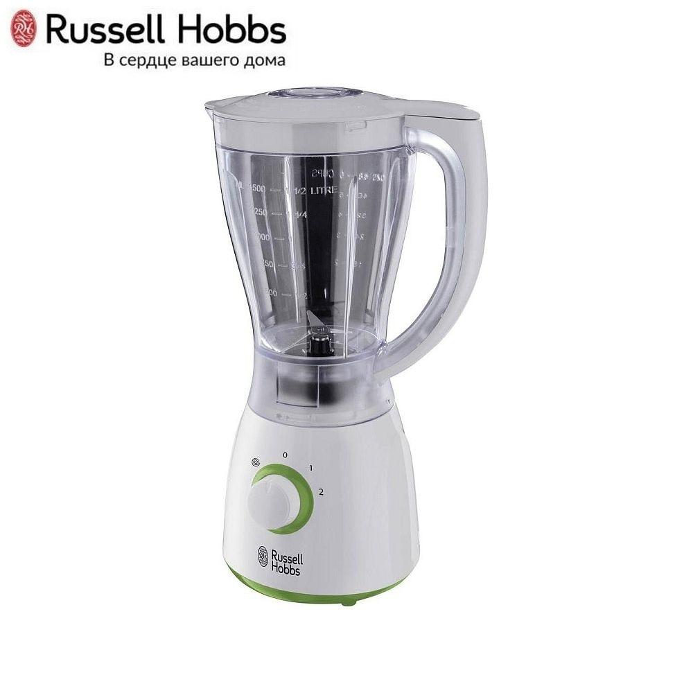 Blender stationary Russell Hobbs 22250-56 Blender smoothies kitchen Juicer Portable blender kitchen Cocktail shaker Chopper Electric Mini blender blender железо