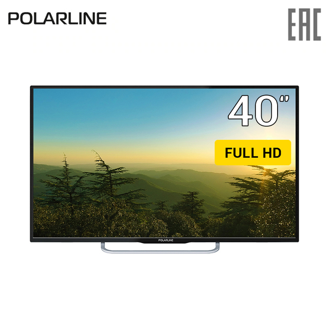 "Телевизор 40"" Polarline 40PL52TC FullHD"