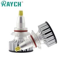 R1 90W 18000lm Canbus LED Headlight Kit Turbo Fan 12V H7 360 Degree 6500K H1 H3 H8 H9 H11 HB3 HB4 Car Light Lamp Bulbs