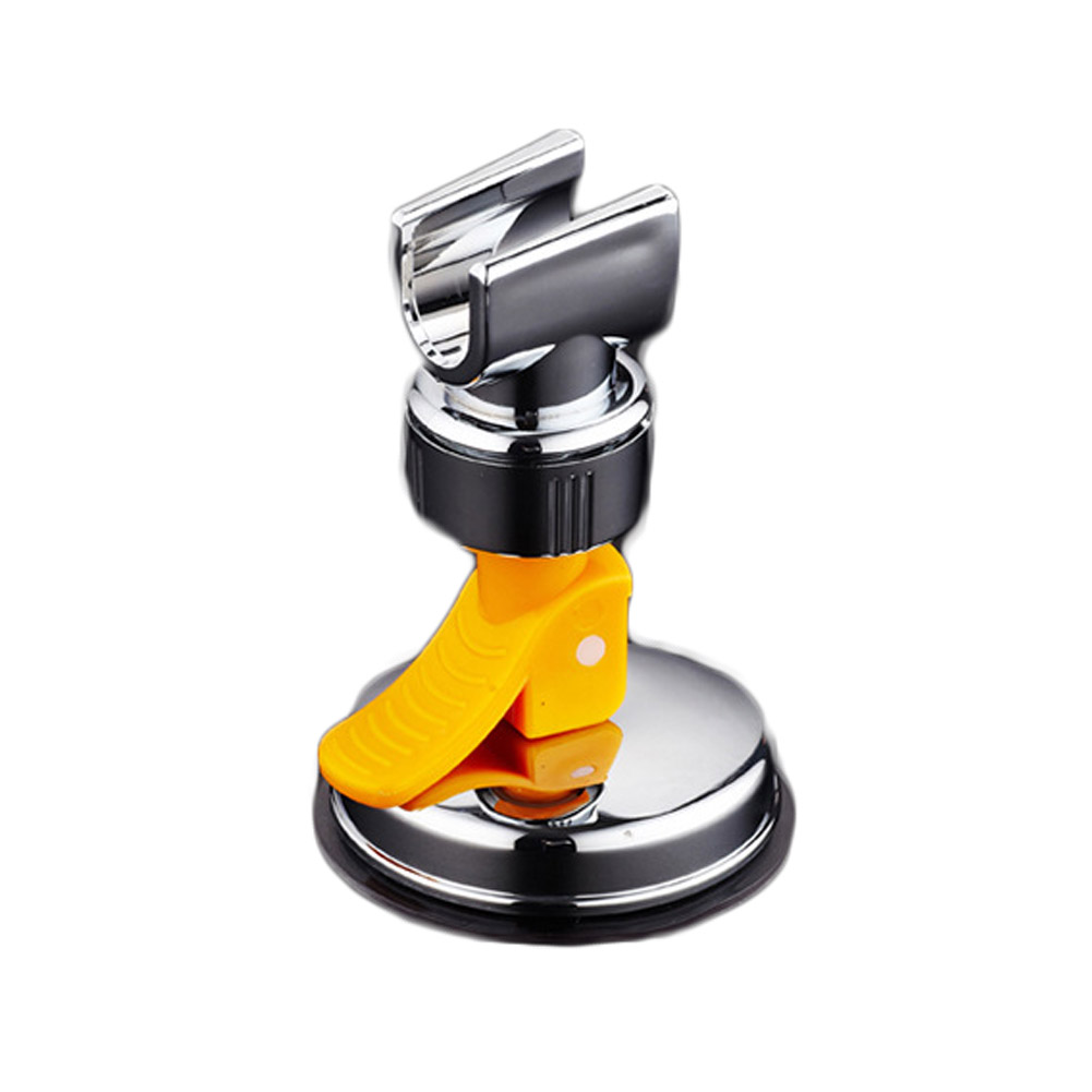 Sucker Type Shower Head Holder Suction Cup Shower Stand