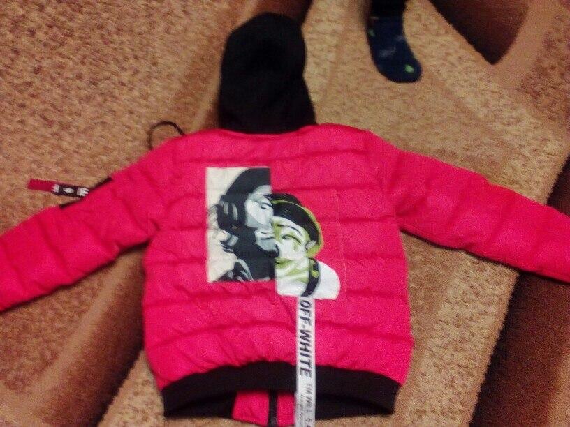 7210ae0017bb Boys Winter Jackets Warm Coat Kids Clothes Snowsuit Outerwear ...