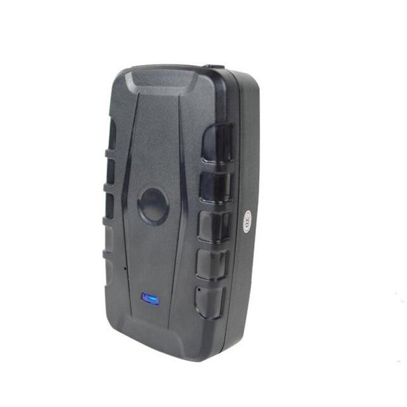 10000 MAh Li Ion batteria Caduta di Allarme Localizzatore GPS Per Auto Moto Camion Veicolo Monitoraggio in Tempo Reale GPS Tracker LK209B - 2