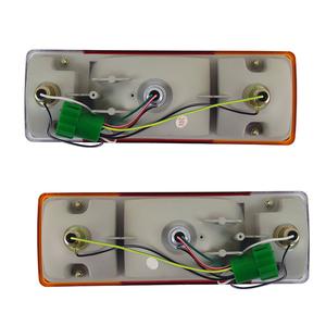 Image 2 - Brake Lights SET fits TOYOTA DYNA/TOYOACE 1985 1986 1987 1988 1989 1990 1991 1992 1993 1994 1995 1996 1997 1998 1999 2000 2001