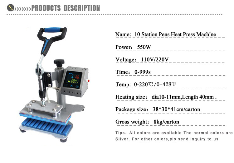 pen heat press transfer machine (1)