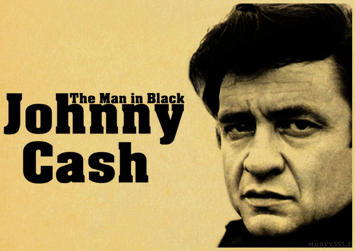 70Cm Value For Money Canvas Poster Vintage Johnny Cash Country Music Singer Retro Posters Home Decor Classic Art Painting 50 No Frame
