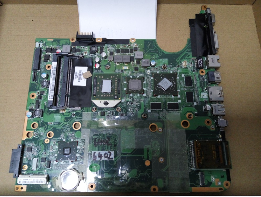 509403-001 lap DV7 connect board connect with motherboard full test lap connect board цена