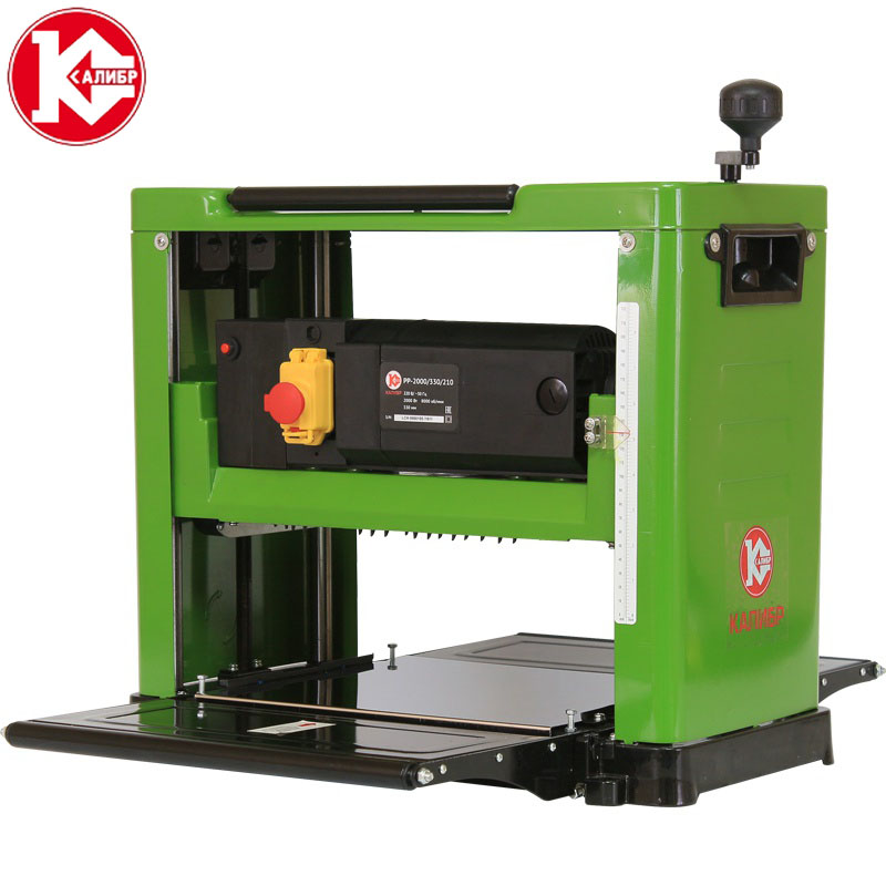 Kalibr RR-2000/330/210 blog industry woodworking press planer multi-function electric planer automatic advance bench press automatic blog classification