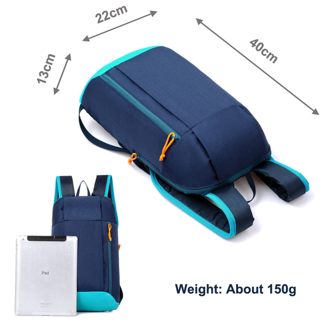 Small Gym Bag Kids Fitness Sport Backpack  3