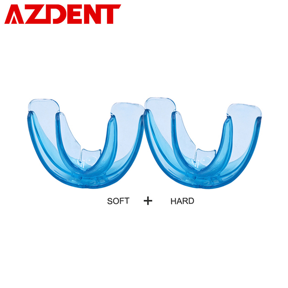 1pcs Tooth Orthodontic Soft Or Hard Silicone Dental Appliance Trainer Alignment Braces Mouthpieces For Teeth Straight Oral Care