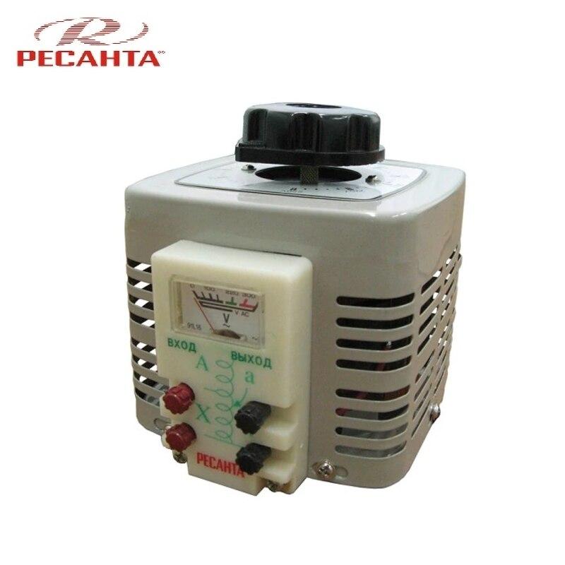 Autotransformer RESANTA TDGC2-1k Autotransformer-stabilizer Single-phase autotransformer Variable