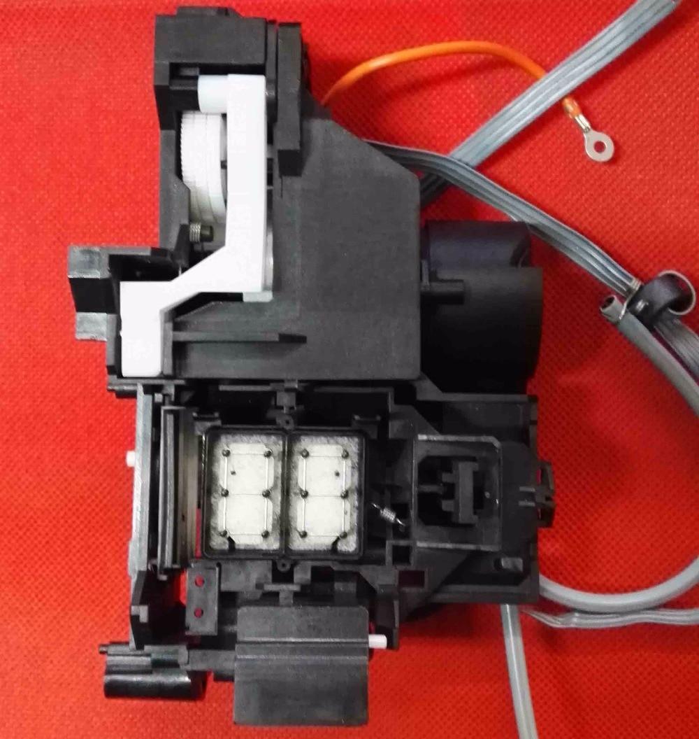 1 pièces à plat imprimante UV pièces de rechange dx5 tête pompe assemblée pour Epson R1800 R1900 R2000 R2880 composant de pompe à encre