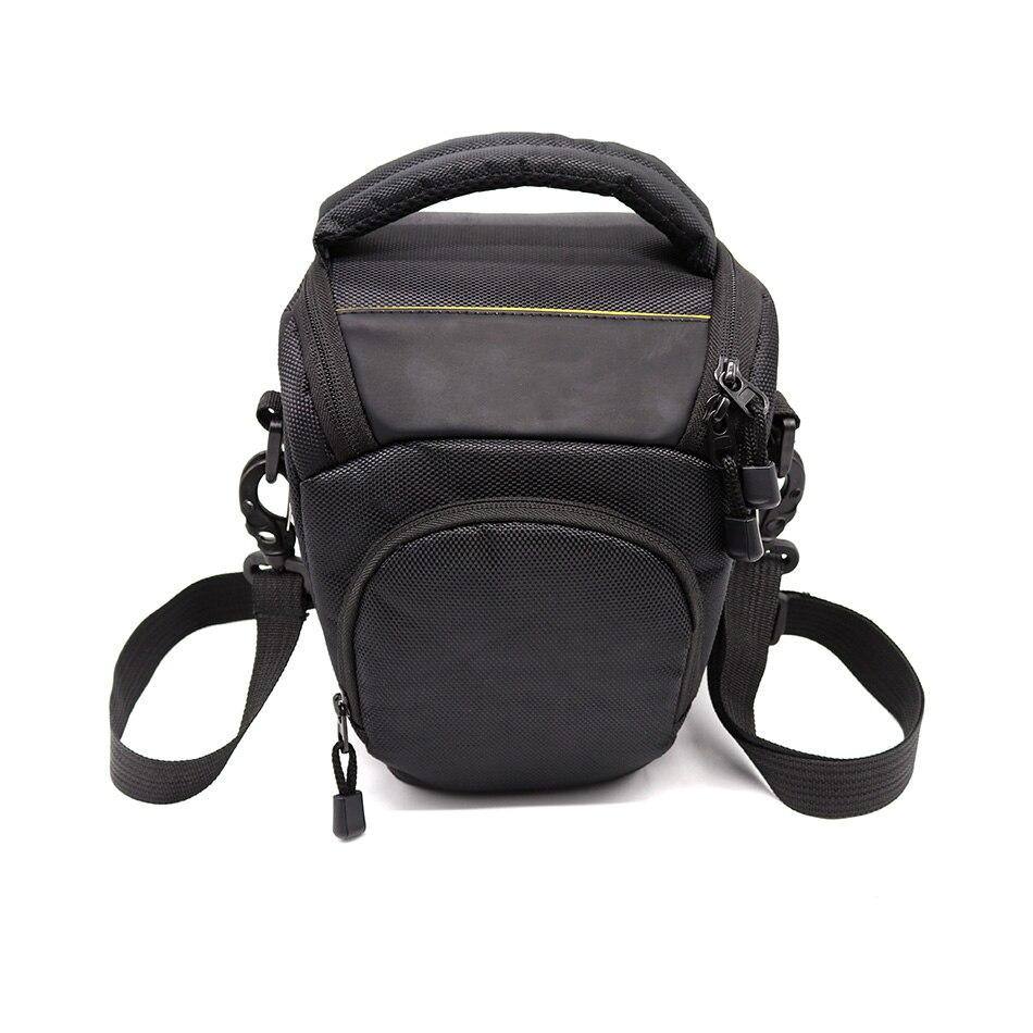SLR Camera Shoulder Bag Outdoor Photography Bag Padded Video Case For Nikon D750 D3300 D5300 D5500 D7100 D7200 SLR Shoulder Bags