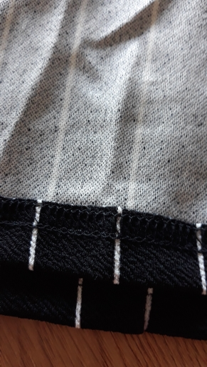 Plus Size Black Striped Straps Mini Pinafore Dress Women Preppy Style A Line Short Dresses photo review