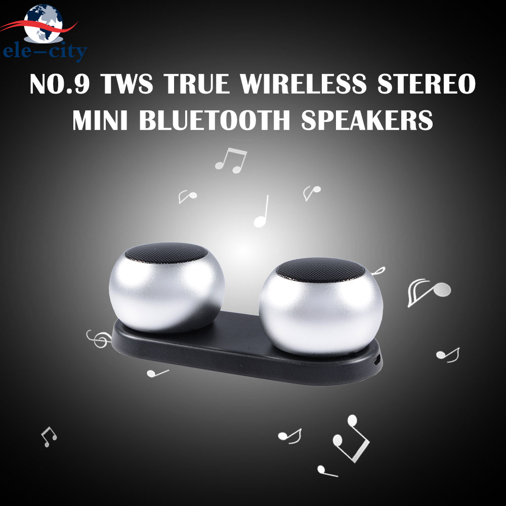 Xiaomi Mi Pocket Speaker Cannon 2 Mini Smart Bluetooth 4 1 Portable Pportable No9 Tws True Wireless Stereo Speakers Subwoofer Sound Box For