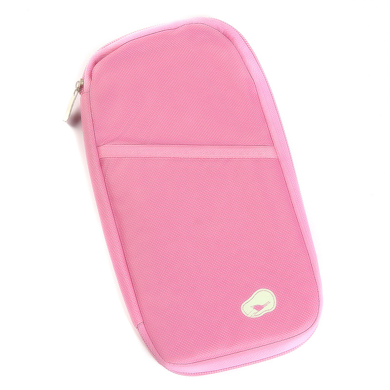 Multi-function Travel Passport Package Wallet Bank Credit Card Package Card Holder Business Card Case