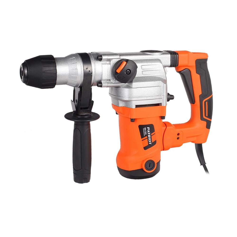 цена Rotary hammer PATRIOT RH300 в интернет-магазинах