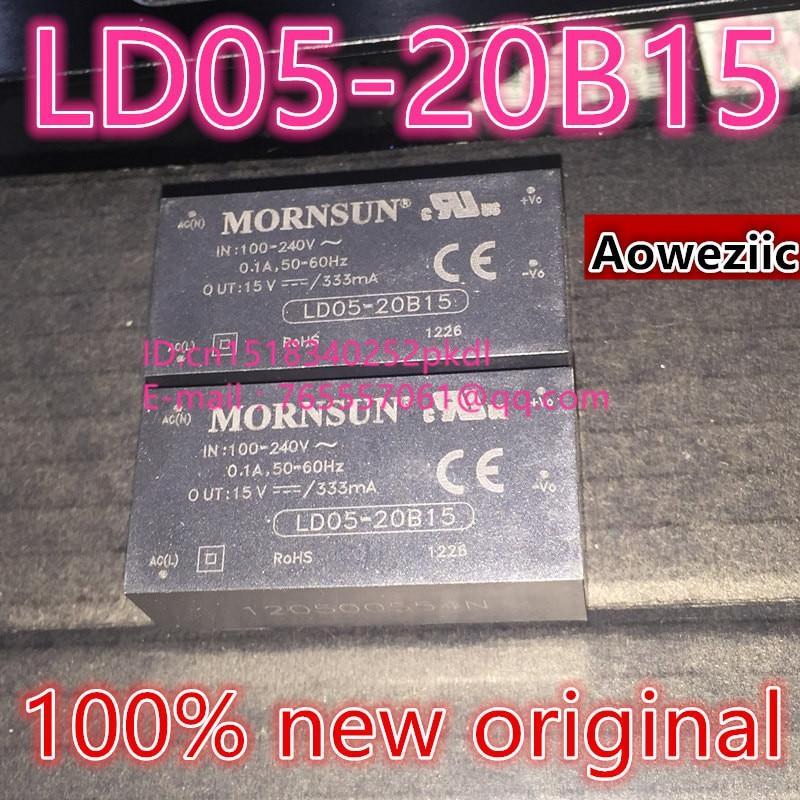 (2PCS) (5PCS) (10PCS)2016+100% New Original LD05-20B15 85V-264V turn 15V 333mA 5W power module 1pcs 5pcs 10pcs 50pcs 100% new original sim6320c communication module 1 xrtt ev do 3g module