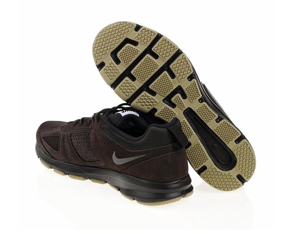 Nike T Lite Nubuck Zapatillas para Hombre marrón Casual
