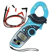 Digital Clamp Multimeter Meter Auto Range AC DC Voltage Current Resistance Diode Continuity