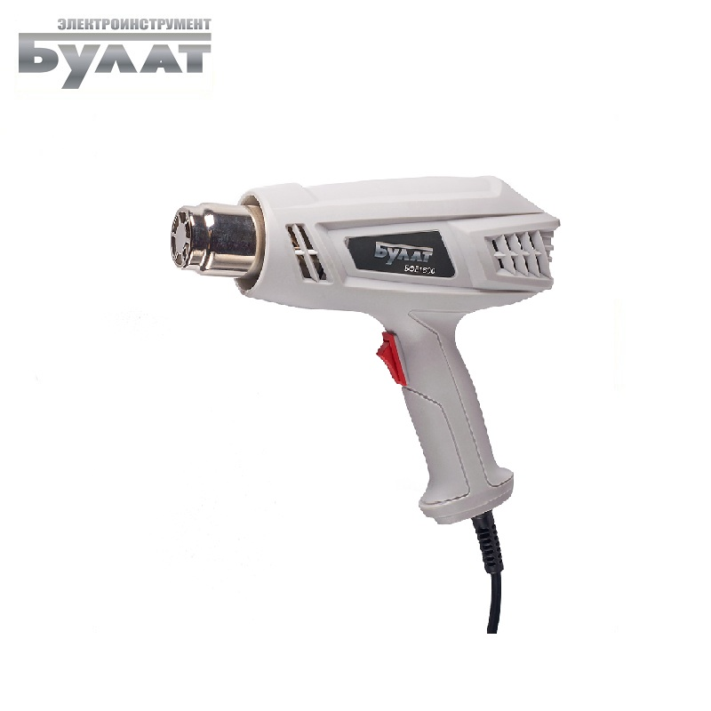 Hair dryer technical  Bulat BFE 1800 Polyester or epoxy heat Soldering and tinning of metals Pipe bending Drying dog bathing water blower high power pet hair blower machine low noise pet dryer top quality infinitely variable speed hair dryer