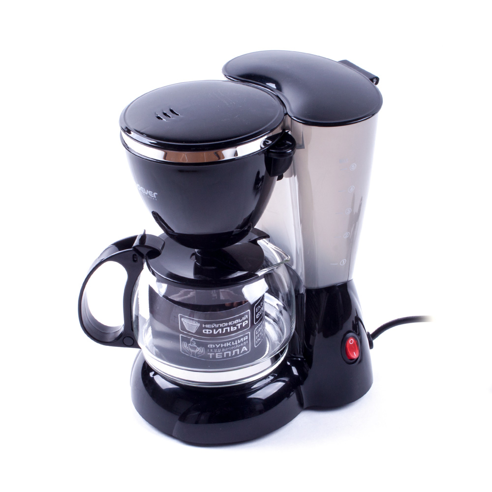 Coffee maker Endever Costa-1041 coffee maker endever costa 1050